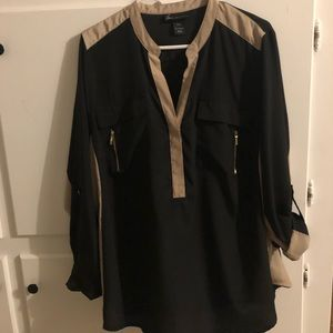 Lane Bryant plus size 18/20 tunic